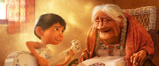 Coco-Disney-Pixar-c-joysofasia.com-Miguel plays Remember Me